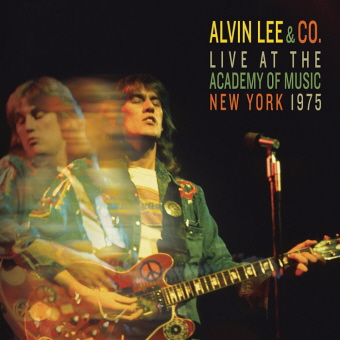 Alvin Lee - Live At The Academy 340