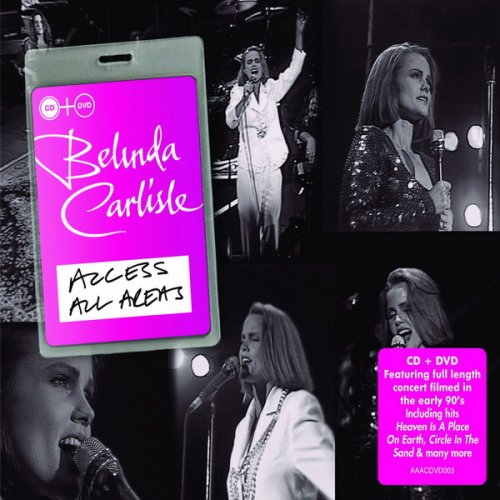 Belinda Carlisle - Access All Areas