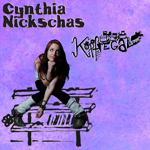 Cynthia Nickschas - Kopfregal