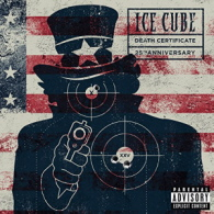 Ice Cube - Death Certificate 25th Anniversary sc