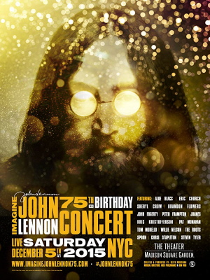 John Lennon 75th Birthday Concert Movie