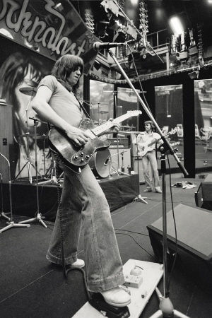 Pat Travers RP 1976 MIG by Manfred Becker