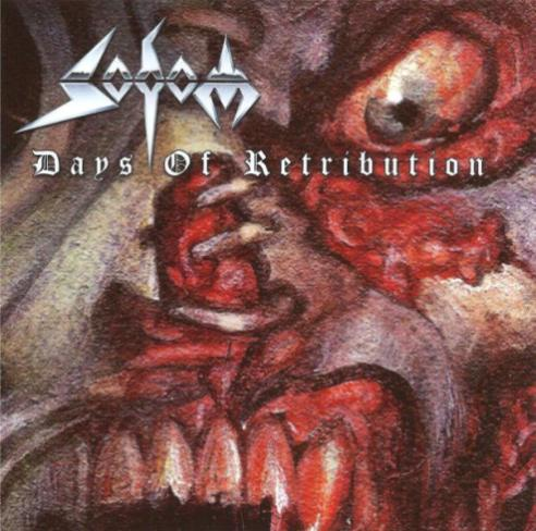 Sodom - In Retribution