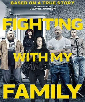 Soundtrack - Fighting With My Family