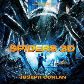 Soundtrack - Spiders 3d