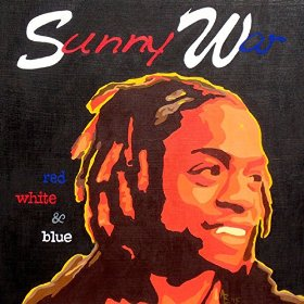 Sunny War - Red White And Blue