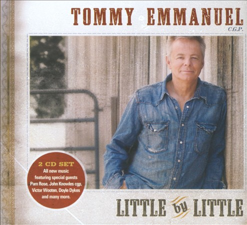 Tommy Emmanuel - Little By Little