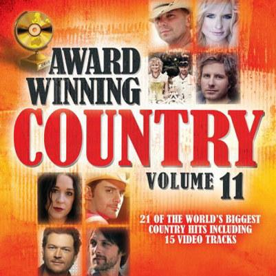 Various Artists - Award Winning Country Vol 11