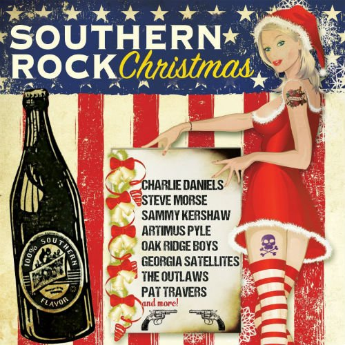 Various Artists - Southern Rock Christmas
