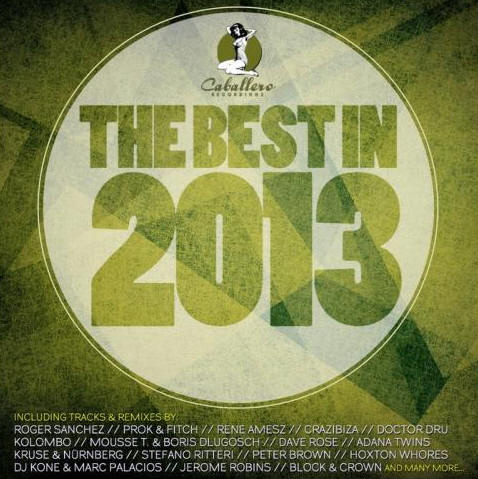 Various Artists - The Best In 2013