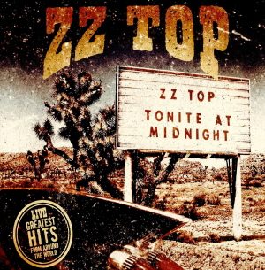 ZZ TOP - Greatest Hits From Around The World mc